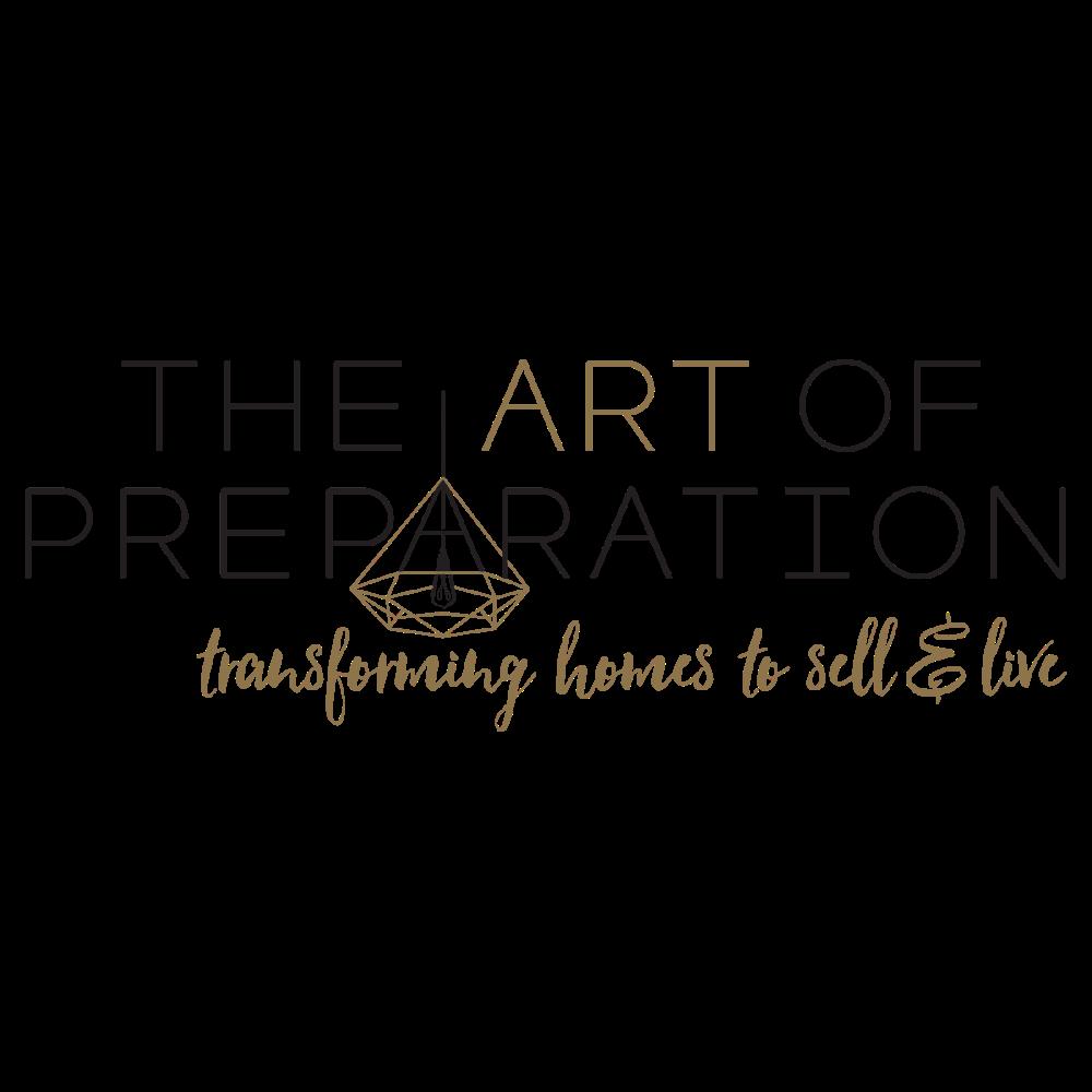 TheArtOfPreparation_LogoTagline_Colour _Small