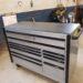 matco 5 series double bay tool box