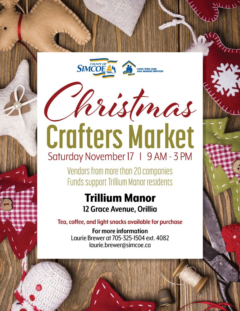 trillium_christmas craft poster_2018_vert