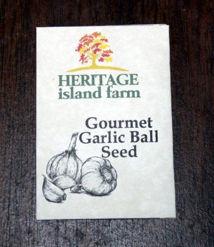 seed pk garlic balls