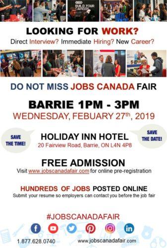 Barrie 27 Feb