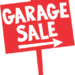 Late, late, late Spring Cleaning Garage Sale!